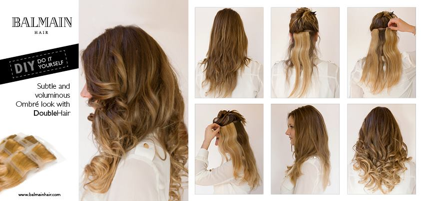 Balmain Hair Extensions 26