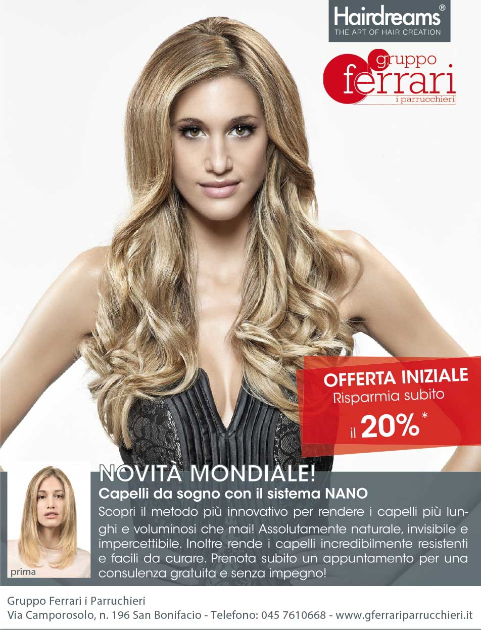 Offerta Extension autunno 2015